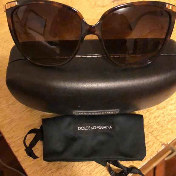 4a762c511987 Dolce & Gabbana Accessories   Womens Dolce Gabbana Sunglasses   Poshmark